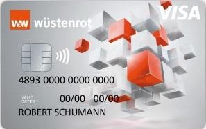 wuestenrot card