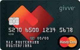givve mastercard