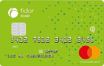fidor card
