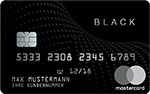 Black and White MasterCard