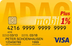 adac prepaid credit card
