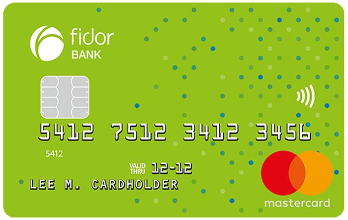fidor Banking MasterCard