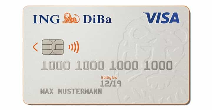 ING Debit Visa